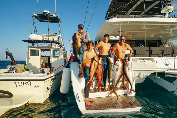 Spearfishing Liveaboard