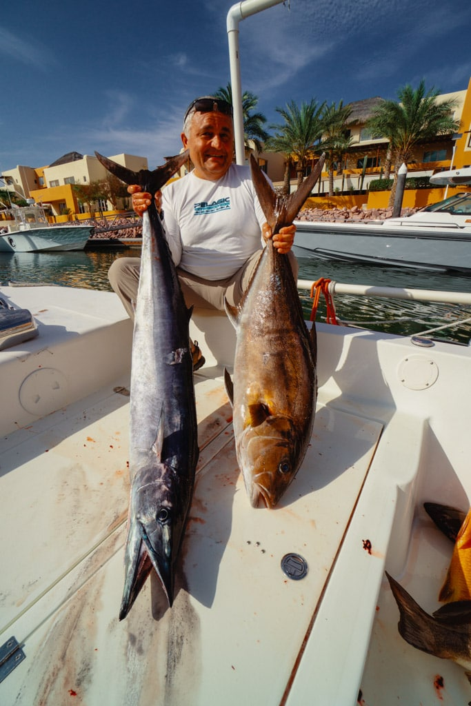Wahoo Spearfishing Baja